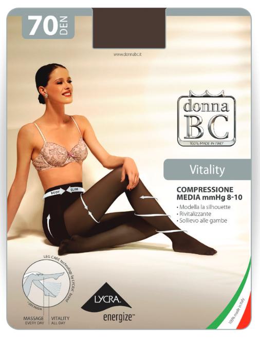 Donna BC Rajstopy Vitality 70dn