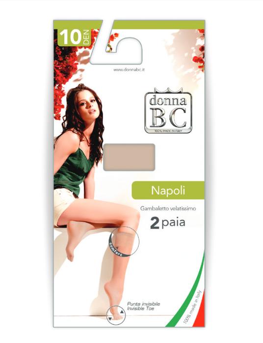 Donna BC Podkolanówki 10dn Napoli 2pack