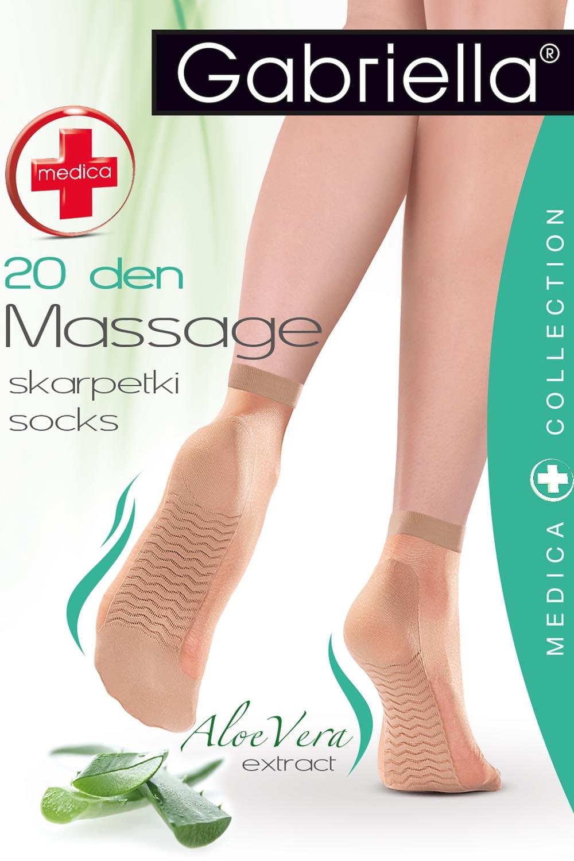 Gabriella Skarpetki 20dn Massage