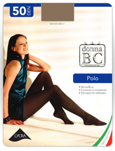 Donna BC Rajstopy Mikrofibra Polo 50dn